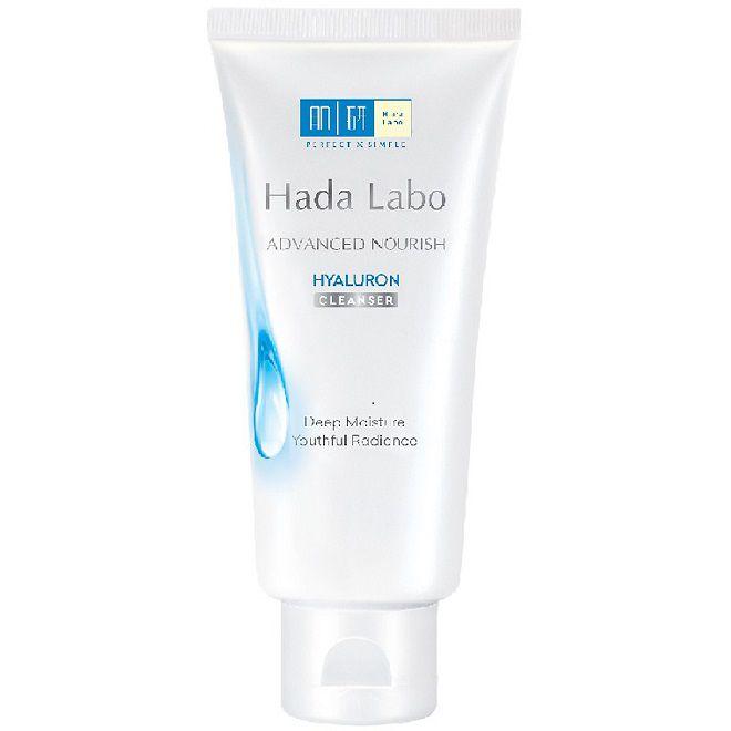Hada Labo Advanced Nourish Hyaluron Cleanser