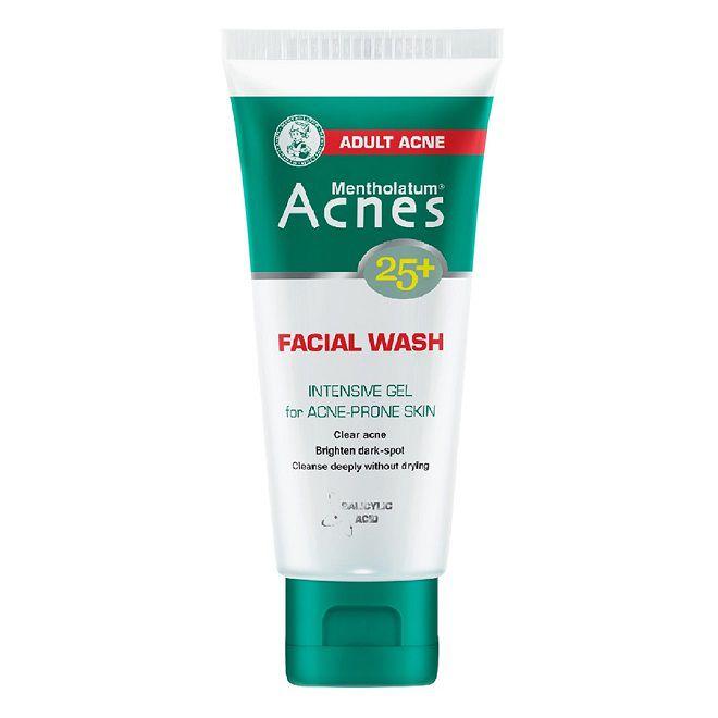 gel rua mat tri mun Acnes 25+ Facial Wash