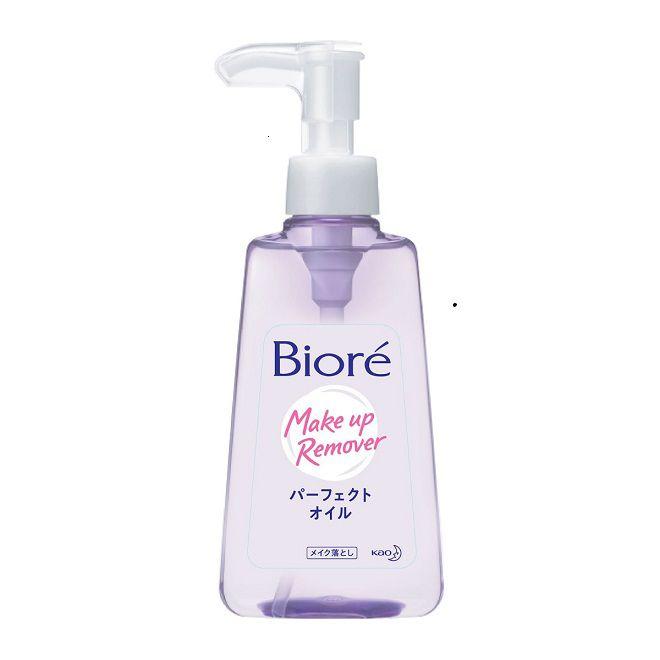 tay trang Kao Biore Makeup Remover Perfect Oil