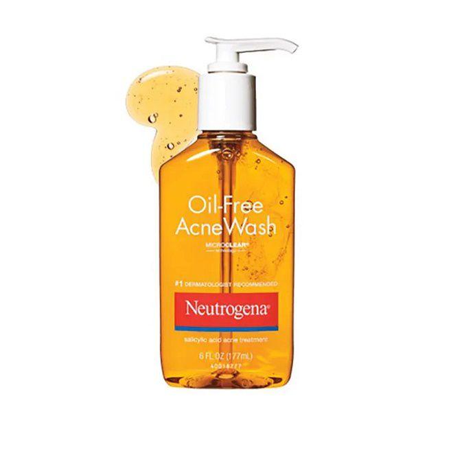 Neutrogena Oil Free Acne Wash co tot khong