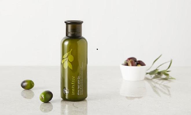 toner Innisfree Olive Real Skin EX