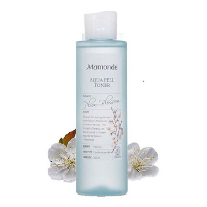 Toner Mamonde Aqua Peel Toner Plum Blossom