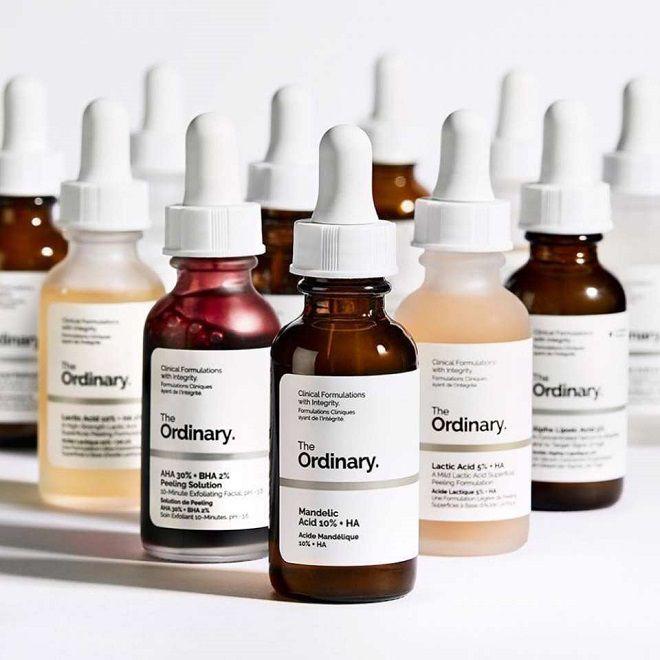 bao bi thiet ke cua serum ordinary
