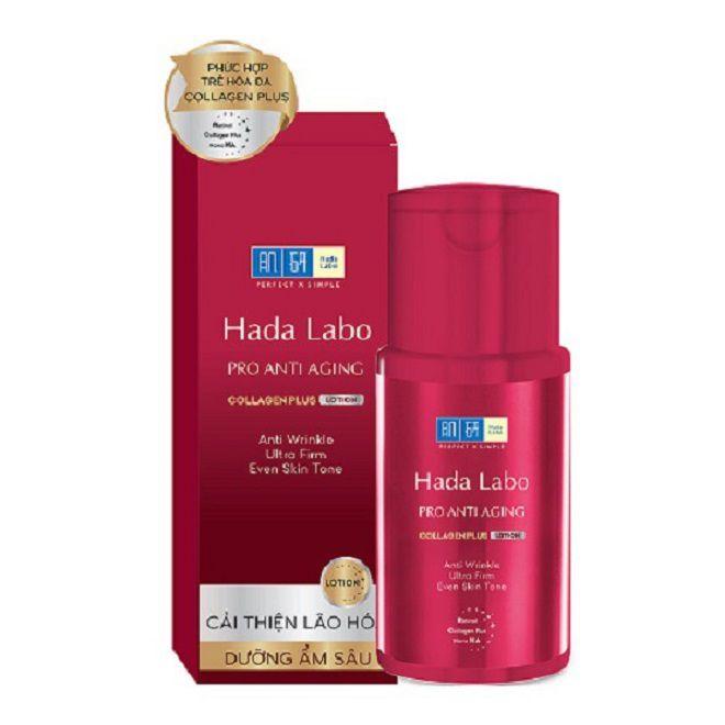 Hada Labo Pro Anti Aging Collagen Plus