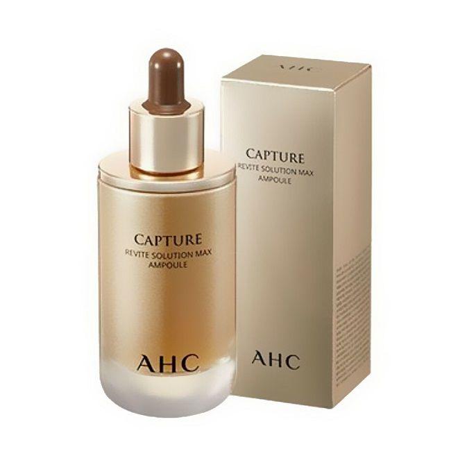 serum chong lao hoa AHC Capture Revite Solution Max Ampoule