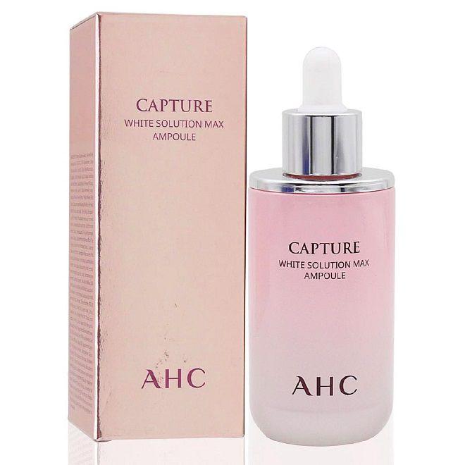 review serum AHC Capture White Solution Max Ampoule