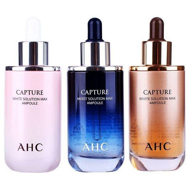 Serum AHC Capture Solution Max Ampoule co tot khong