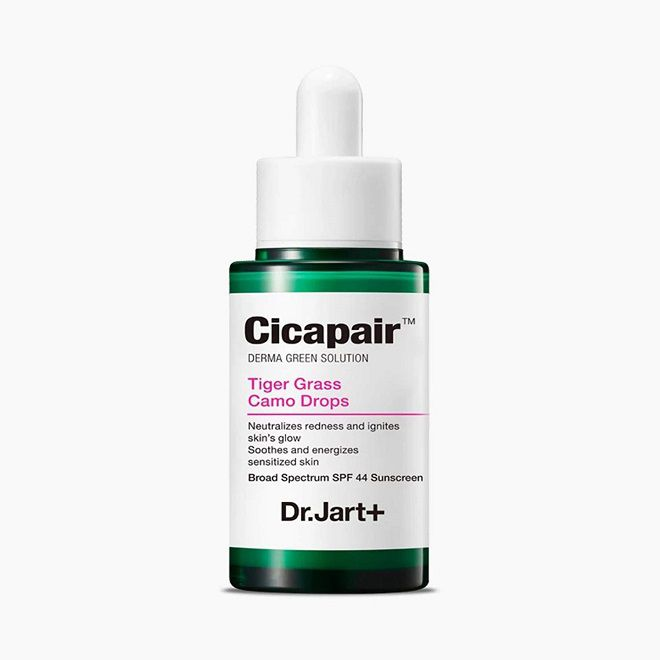 review serum rau ma DrJart Cicapair Tiger Grass