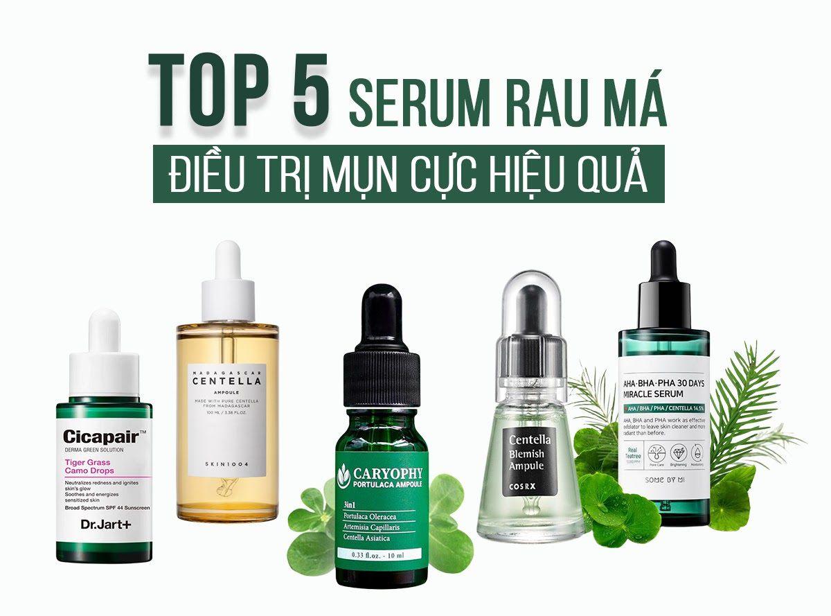 review serum rau ma