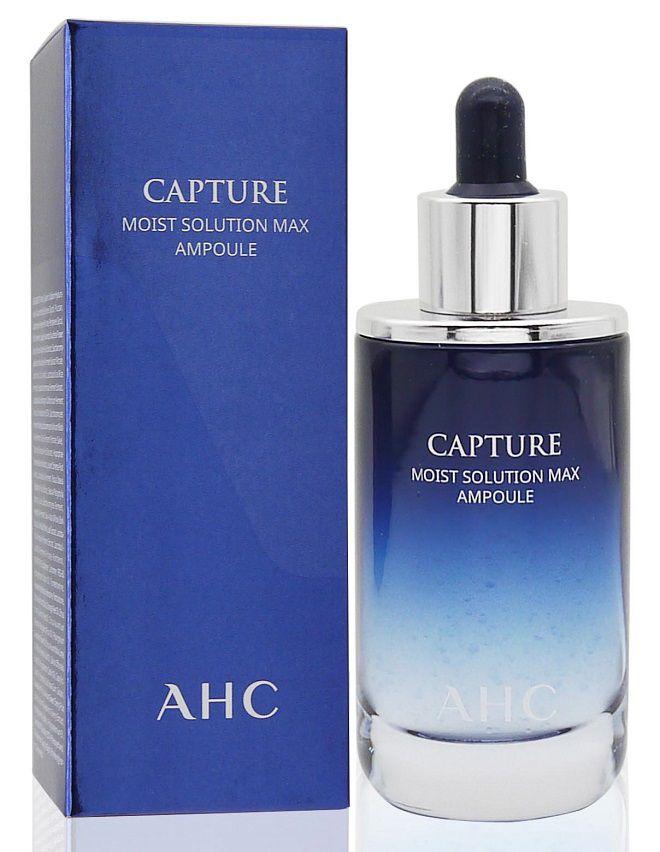review AHC Moist Solution Max Ampoule